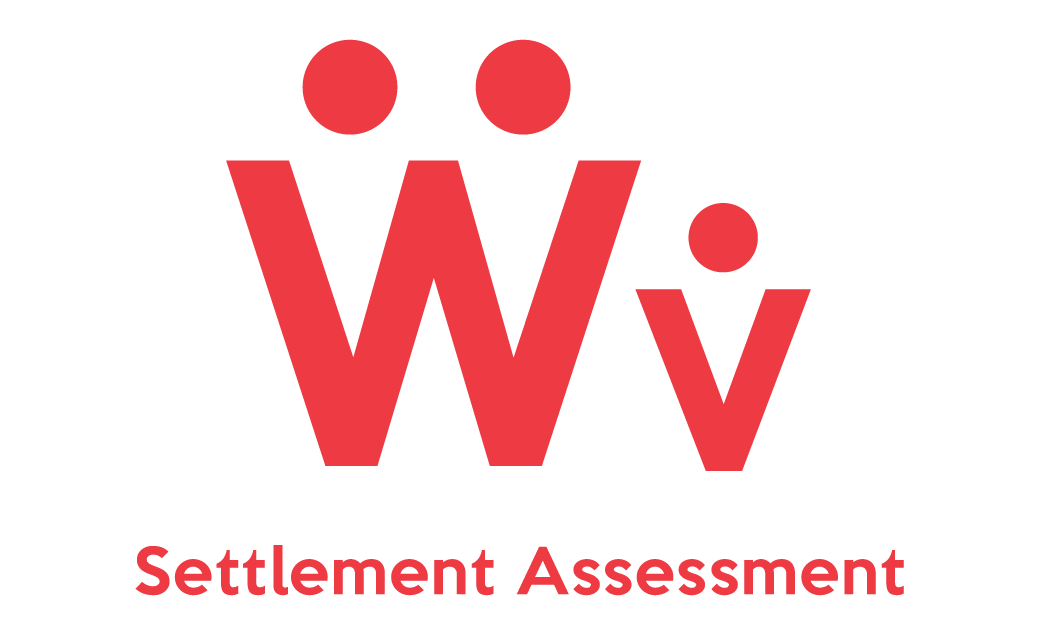 WE Value Settlement Assessment logo